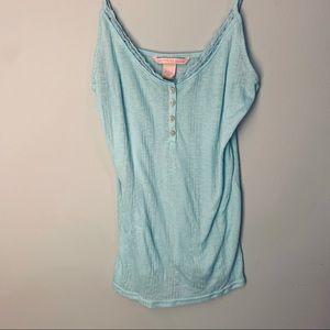 Victorias Secret Tank Pajama Shirt
